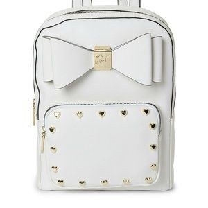 Betsey Johnson Bow Back Pack